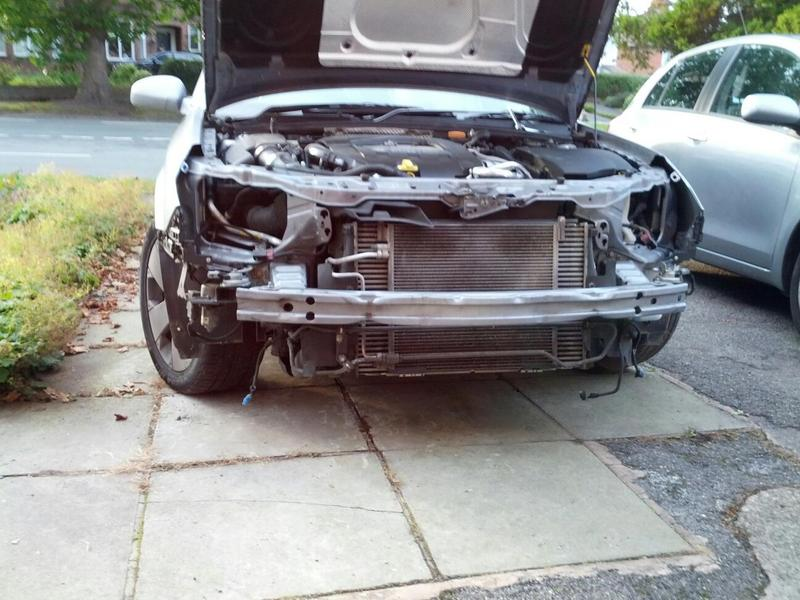Vectra Elite 2.8 Project... - Corsa Sport - for Vauxhall and Opel ...